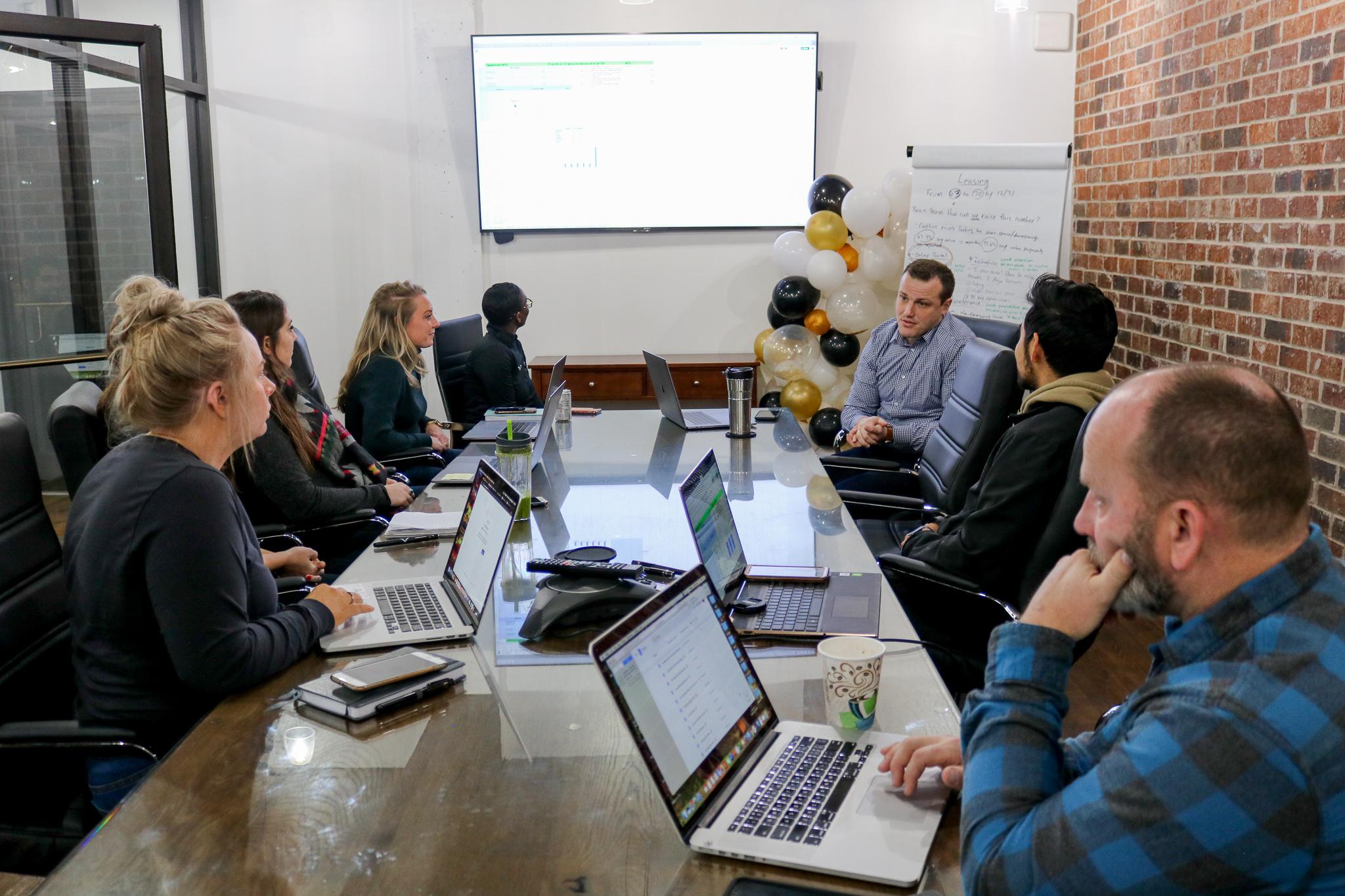 Millan Enterprises Friday W.I.G. Meeting