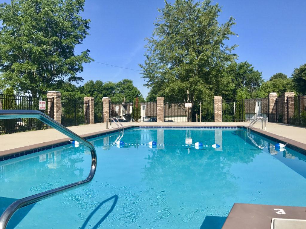 Community Pool at Autumn Ridge