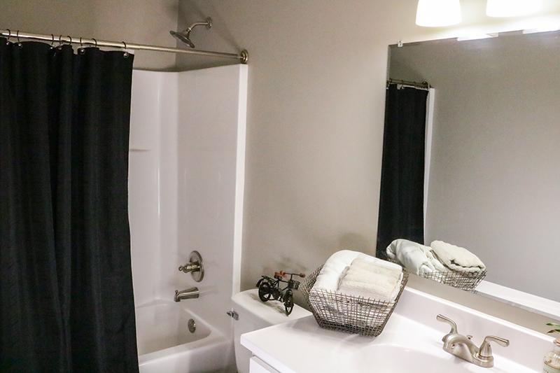 Bathroom of Autumn Ridge Apartment